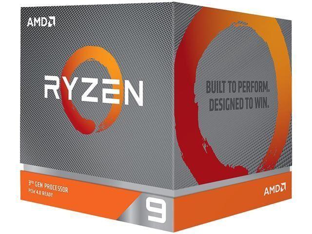 معالج AMD Ryzen 9 3900X أفضل معالج AMD للالعاب
