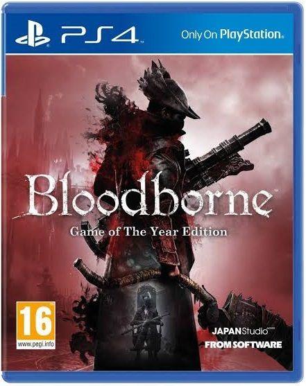 لعبة Bloodborne