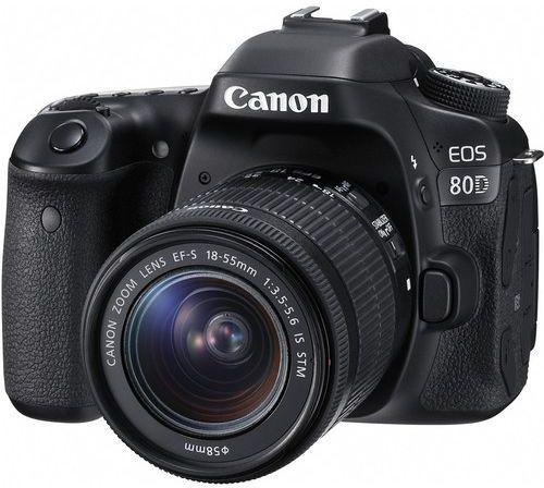 كاميرا Canon EOS 80D
