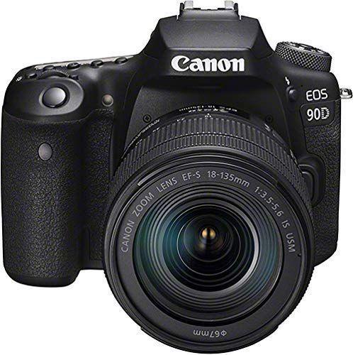 كاميرا Canon EOS 90D