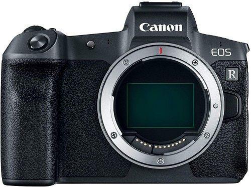 كاميرا Canon EOS R هيكل فقط