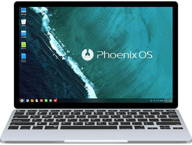 برنامج Phoenix OS