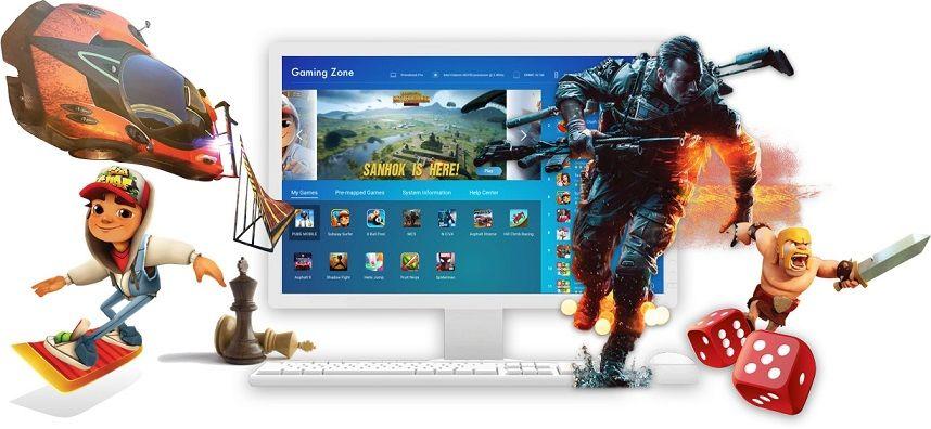 برنامج PrimeOS للألعاب