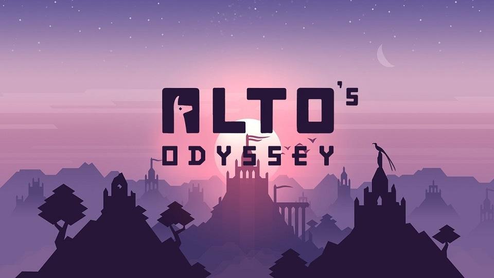 لعبة Alto's Odyssey