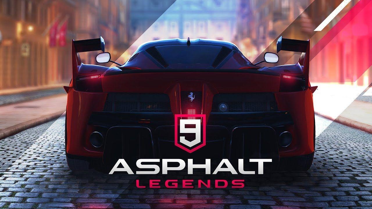 لعبة Asphalt 9 Legends