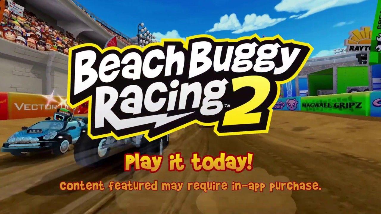 لعبة Beach Buggy Racing 2