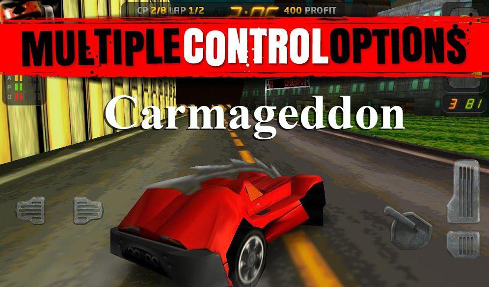 لعبة Carmageddon