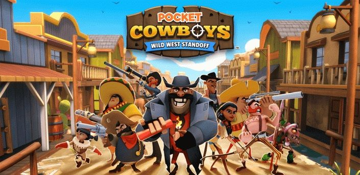 لعبة Pocket Cowboys: Wild West Standoff