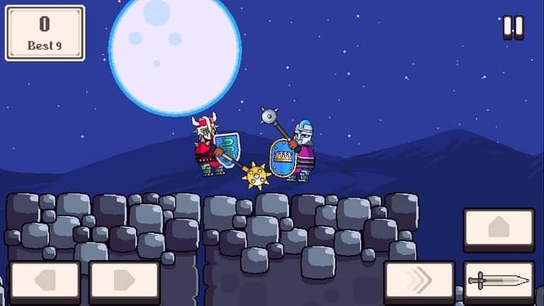 لعبة Knight Brawl