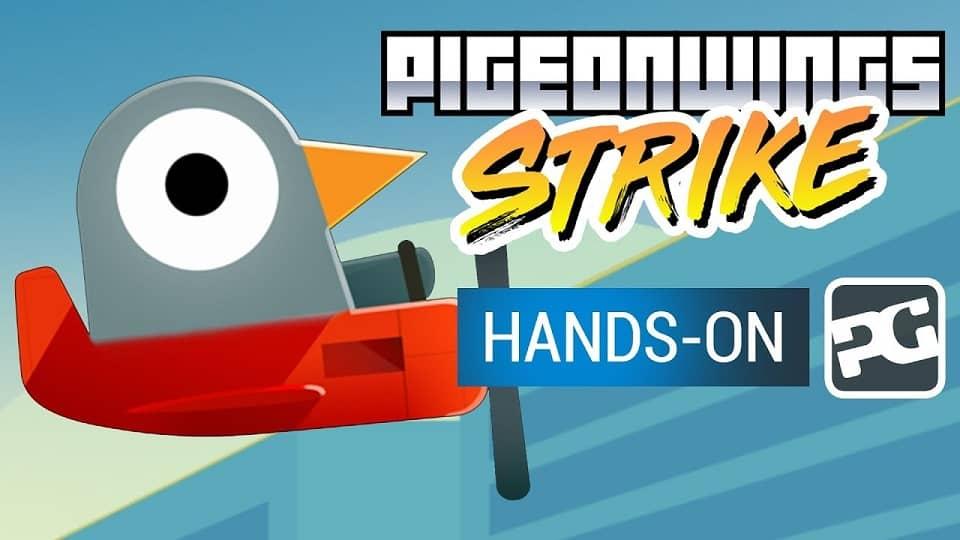 لعبة Pigeon Wings Strike