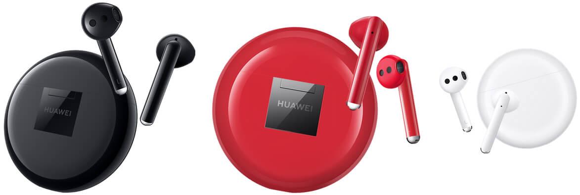 سماعة Huawei FreeBuds 3