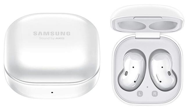 سماعة Samsung Galaxy Buds live mystic