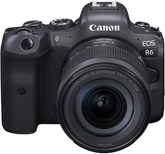 كاميرا Canon EOS R6
