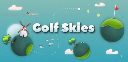 لعبة Golf Skies