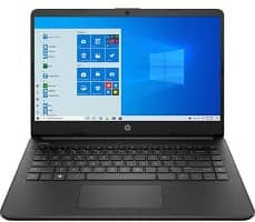 Hp Notebook 14s-dq0002nx