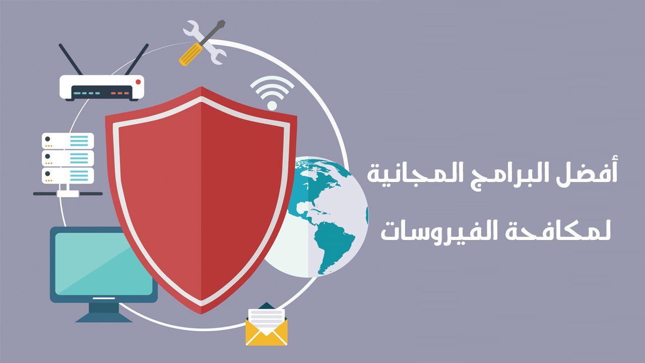 أفضل برامج مكافحة الفيروسات للكمبيوتر مجانية لعام 2020
