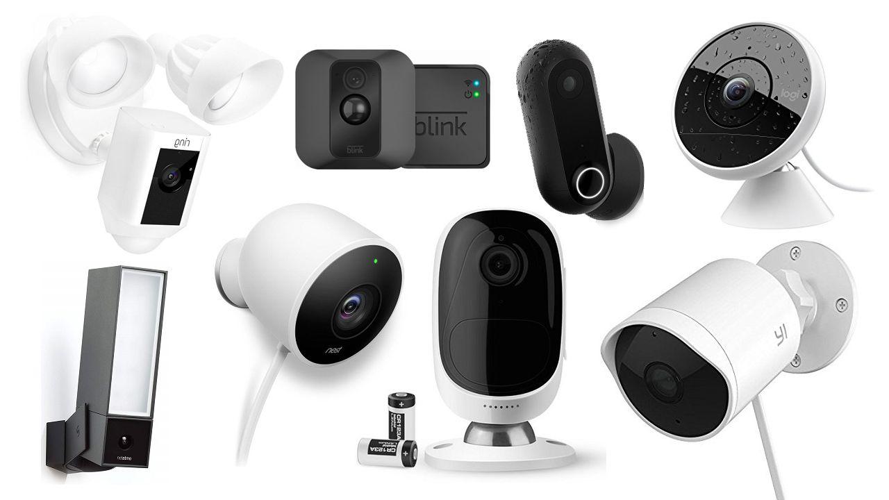 أفضل كاميرات المراقبة لعام 2020