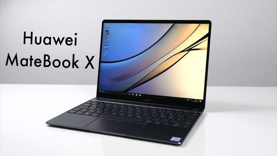 مميزات وعيوب Huawei Matebook X