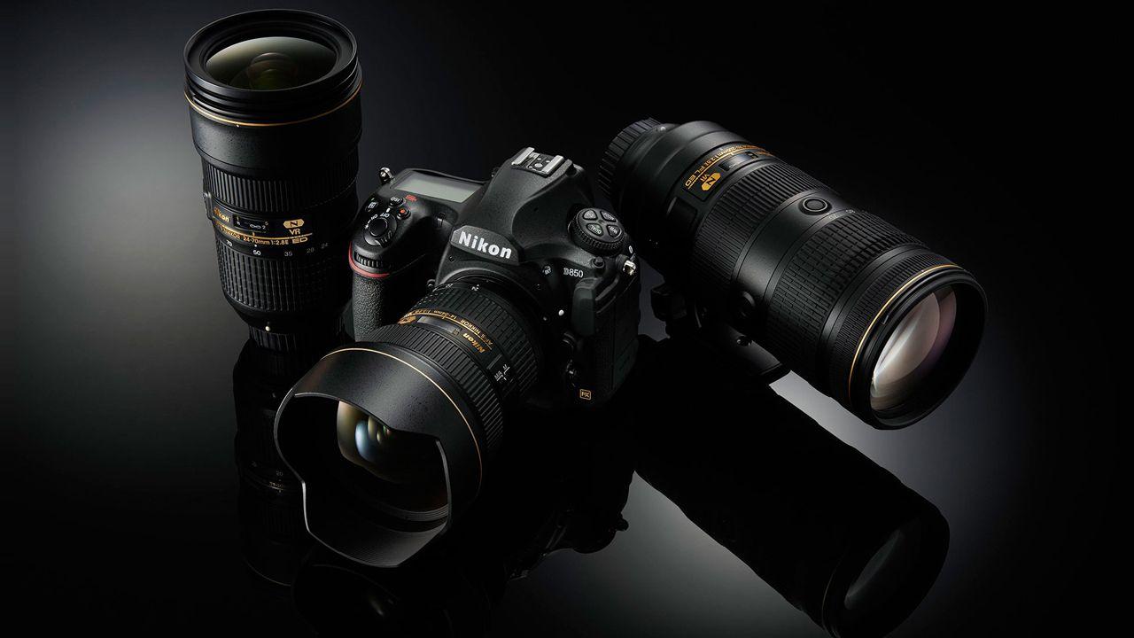 اسعار كاميرات نيكون في مصر 2020