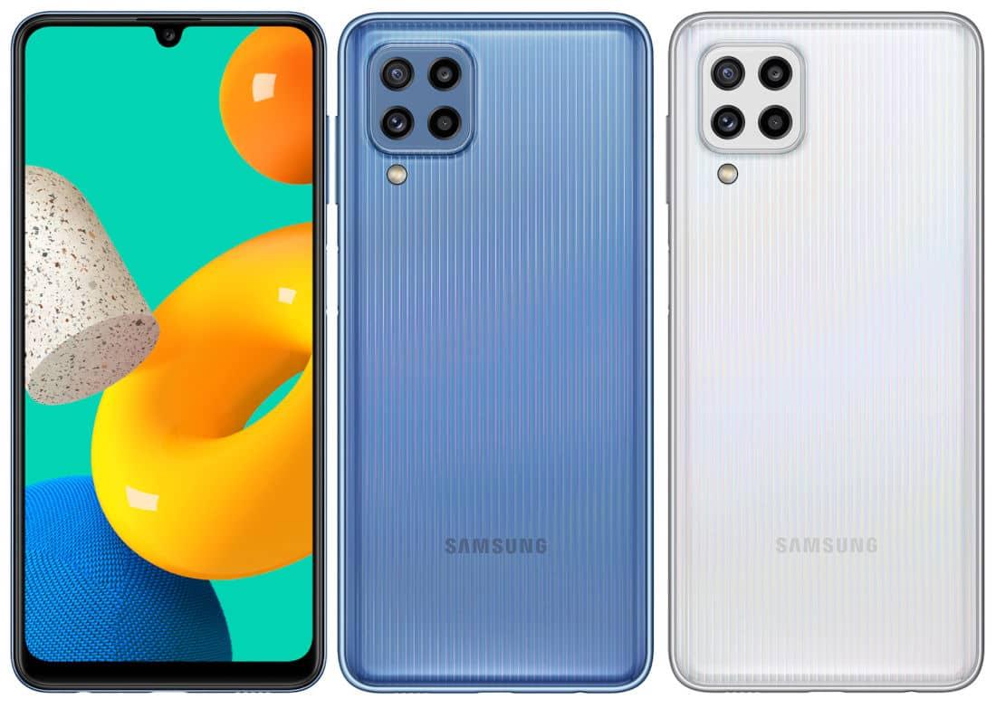 تسريبات جديده حول الهاتف الذكي Samsung Galaxy M32 والقادم بشاشة اموليد 90Hz  وبطارية 6000 مللي أمبير