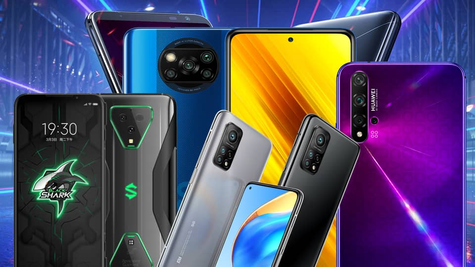 أفضل هاتف للألعاب بسعر رخيص لعام 2021