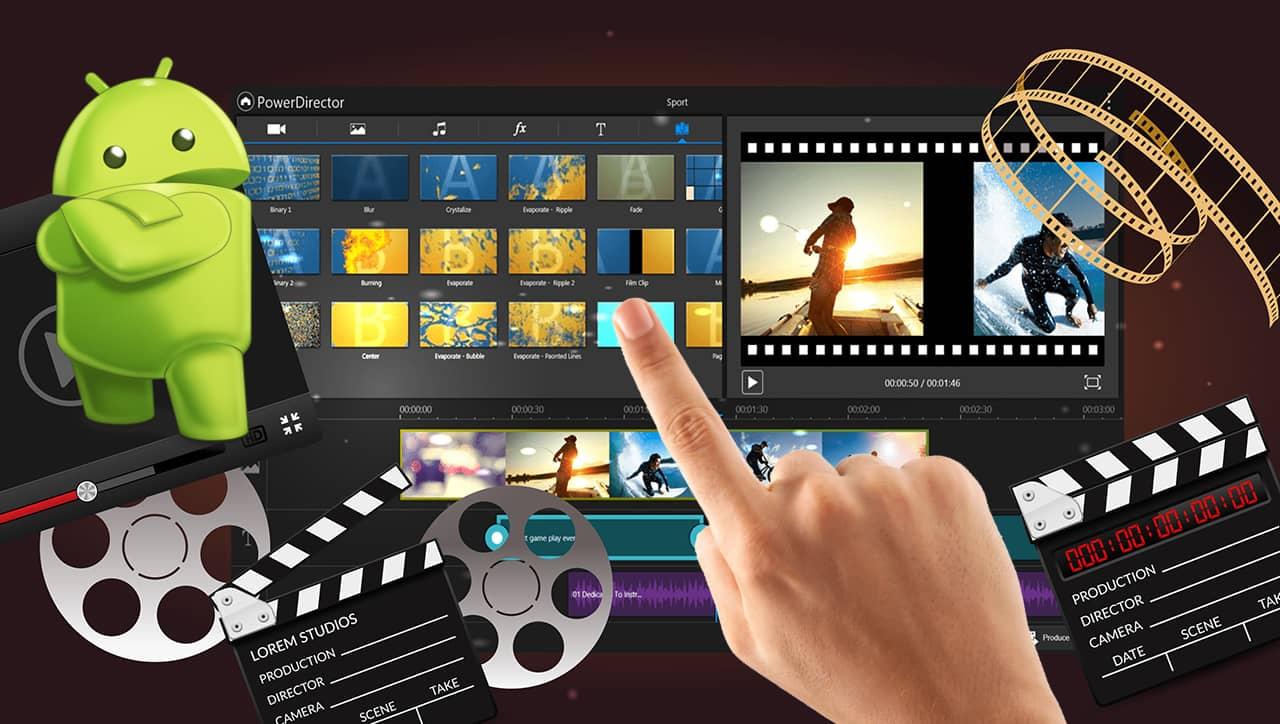 أفضل برامج المونتاج للأندرويد لعام 2021 : أدوات تعديل الفيديو للموبايل