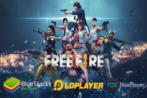 أفضل محاكي للعبة فري فاير Free Fire للكمبيوتر 2021