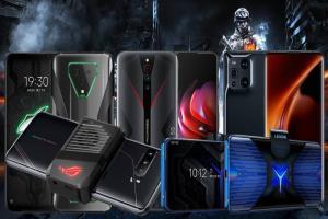 أفضل هاتف للألعاب لعام 2021 : أحدث 10 هواتف جيمنج في العالم