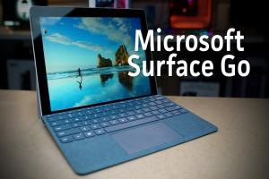مميزات وعيوب Microsoft Surface Go