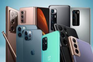 أفضل الهواتف الذكية لعام 2021 : أحدث 15 هاتف فلاج شيب في العالم
