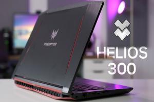 مميزات وعيوب Acer Predator Helios 300